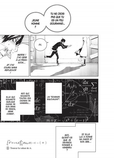 Page 9 Bakemonogatari tome 6