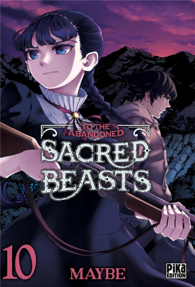Couverture To the abandoned sacred beasts tome 10