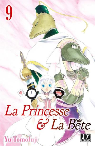 Couverture La princesse et la bête tome 9
