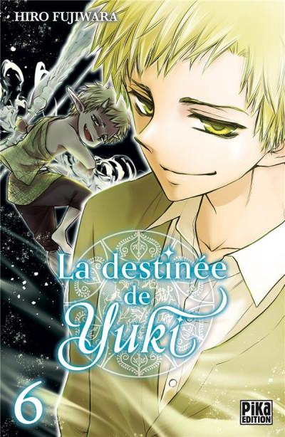 Couverture La destinée de Yuki tome 6