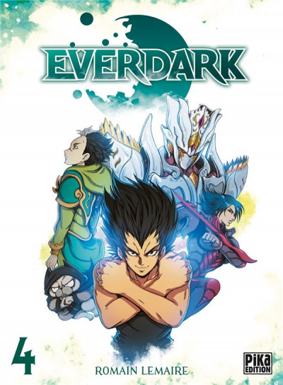 Couverture Everdark tome 4