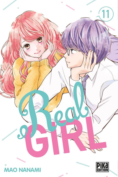 Couverture Real girl tome 11