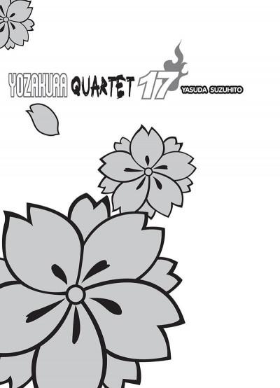 Page 1 Yozakura quartet tome 17