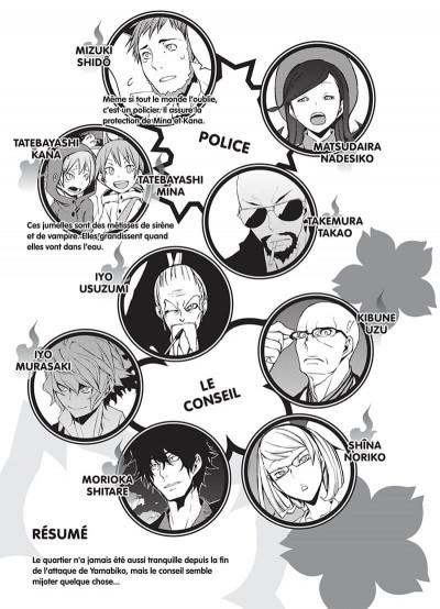 Page 5 Yozakura quartet tome 17
