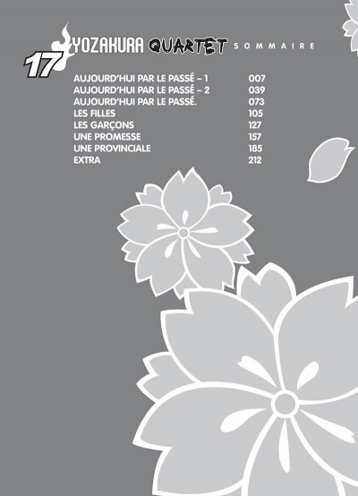 Page 6 Yozakura quartet tome 17