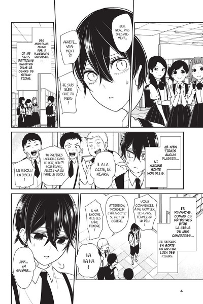 Page 4 Love & lies tome 9