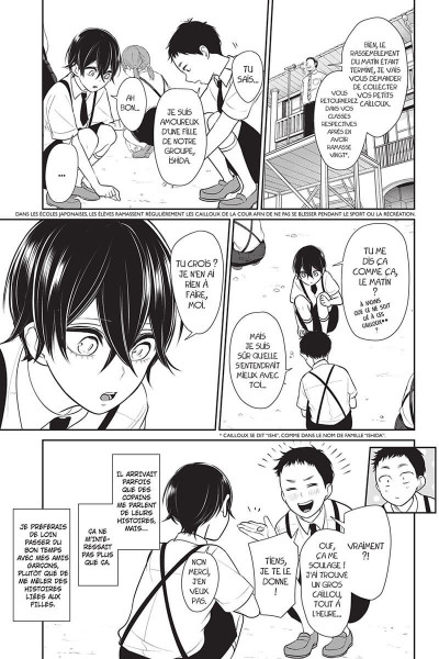 Page 5 Love & lies tome 9
