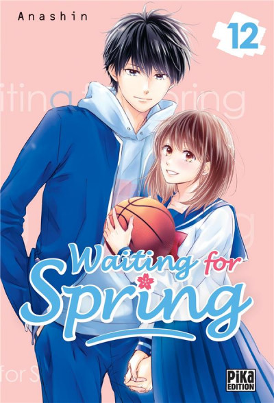 Couverture Waiting for spring tome 12