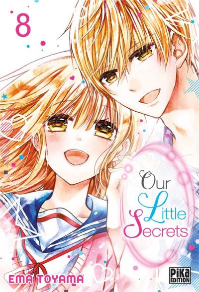 Couverture Our little secrets tome 8