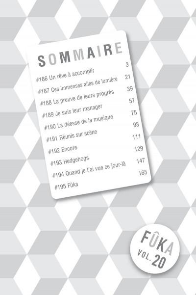 Page 2 Fûka tome 20