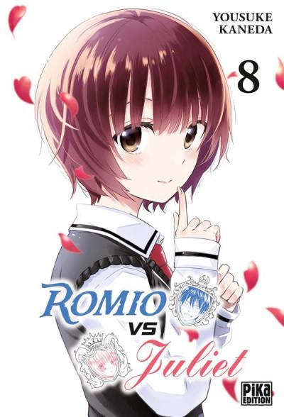 Couverture Romio vs Juliet tome 8