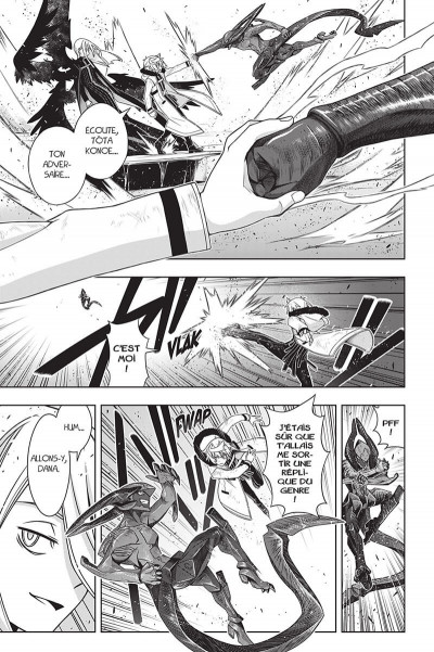 Page 9 UQ holder! tome 22