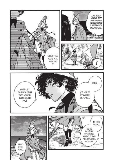 Page 9 L'atelier des sorciers tome 6