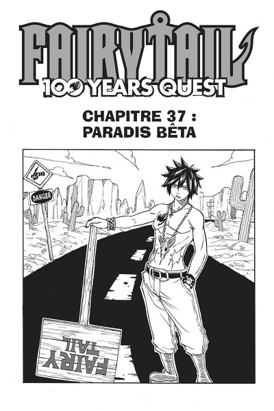 Page 3 Fairy tail - 100 years quest tome 5