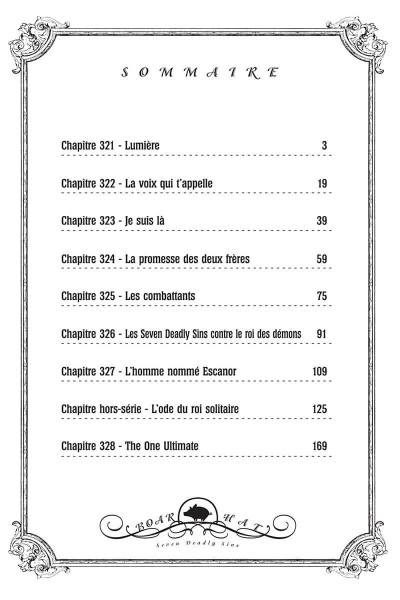 Page 2 Seven deadly sins tome 39