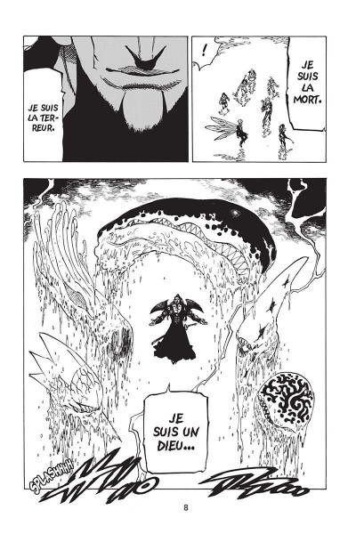 Page 8 Seven deadly sins tome 39