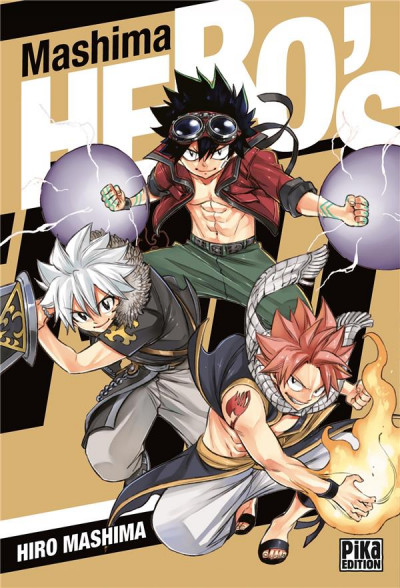 Couverture Hero's