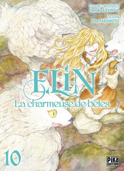 Couverture Elin, la charmeuse de bêtes tome 10
