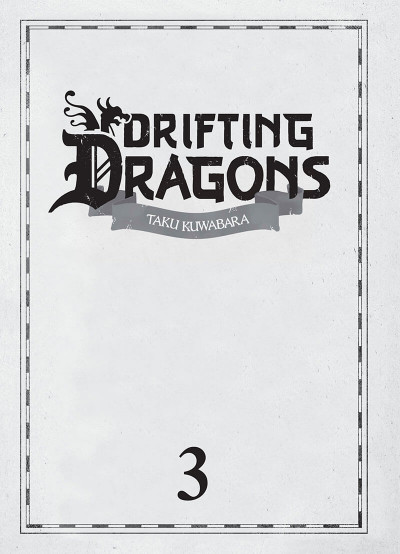 Page 1 Drifting dragons tome 3