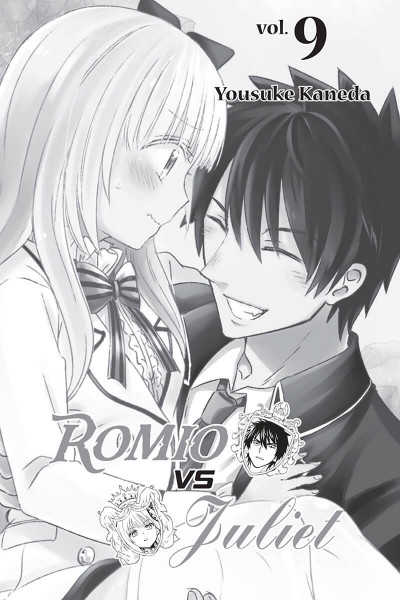 Page 1 Romio VS Juliet tome 9