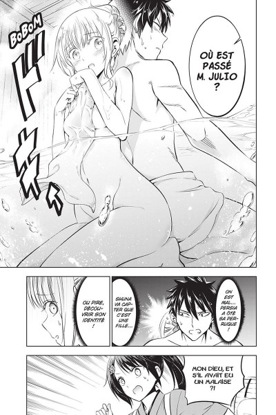 Page 9 Romio VS Juliet tome 9