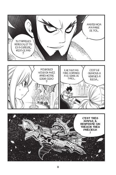 Page 8 Edens zero tome 10