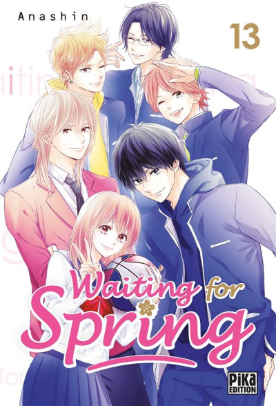 Couverture Waiting for spring tome 13