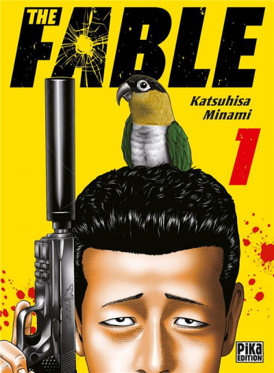 Couverture The fable tome 1