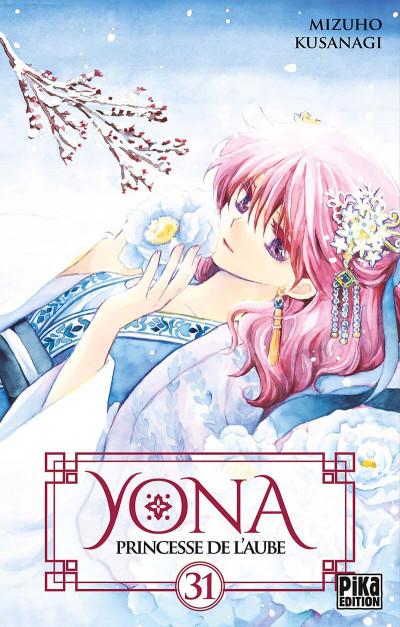 Couverture Yona, princesse de l'aube tome 31