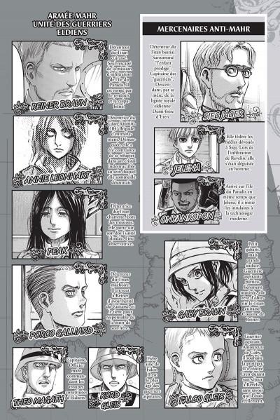 Page 4 L'attaque des titans - édition colossale tome 10