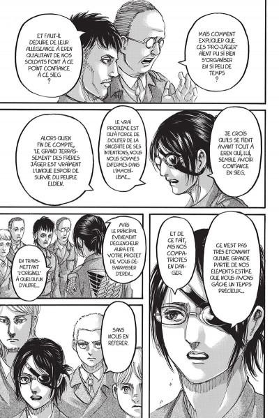 Page 8 L'attaque des titans - édition colossale tome 10