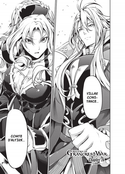 Page 3 Record of grancrest war tome 5