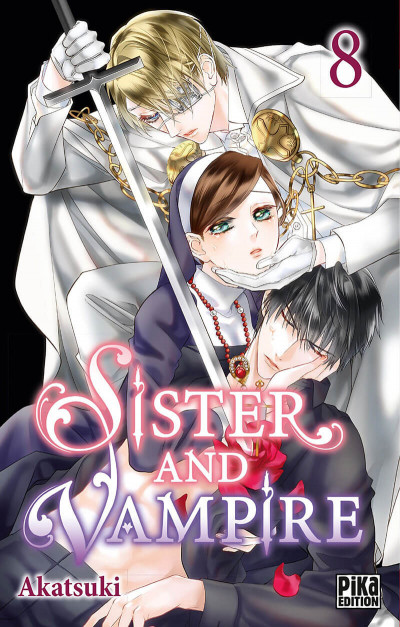 Couverture Sister and vampire tome 8