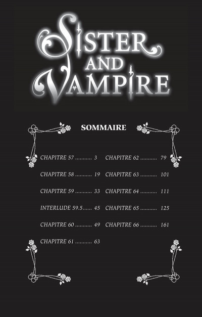 Page 2 Sister and vampire tome 8