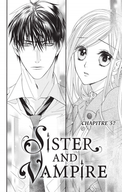 Page 6 Sister and vampire tome 8