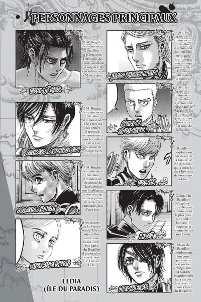Page 2 L'attaque des titans tome 32