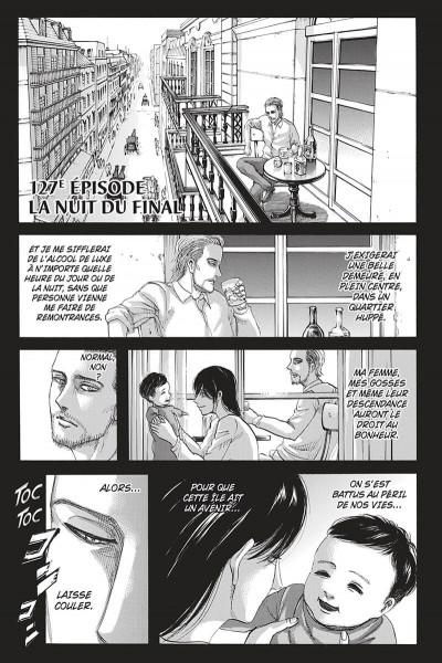 Page 5 L'attaque des titans tome 32