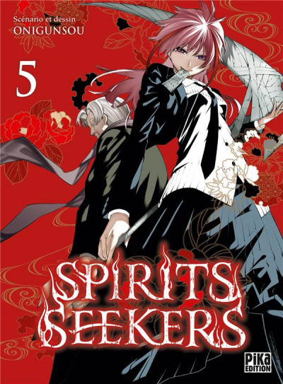 Couverture Spirit seekers tome 5