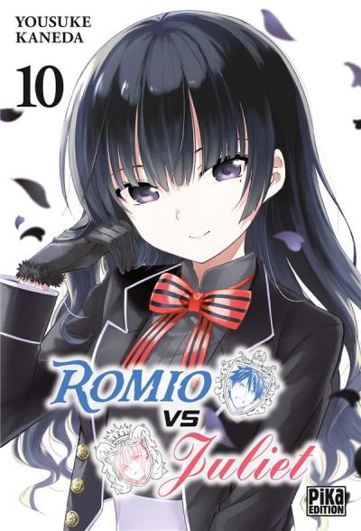 Couverture Romio VS Juliet tome 10