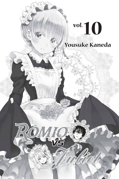 Page 1 Romio VS Juliet tome 10