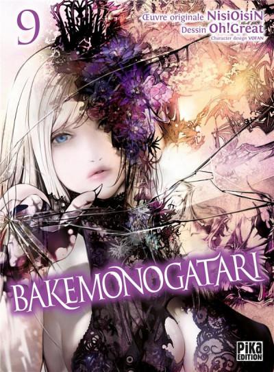 Couverture Bakemonogatari tome 9