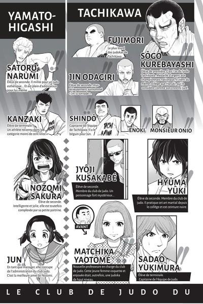Page 3 Uchikomi - l'esprit du judo tome 6