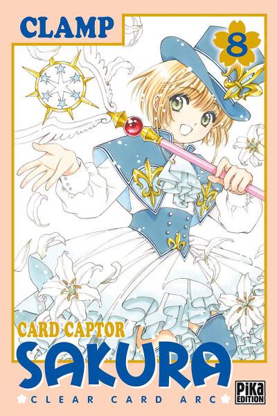 Couverture Card captor Sakura - clear card arc tome 8