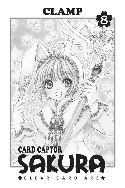 Page 1 Card captor Sakura - clear card arc tome 8
