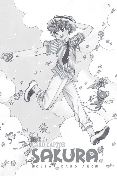 Page 2 Card captor Sakura - clear card arc tome 8