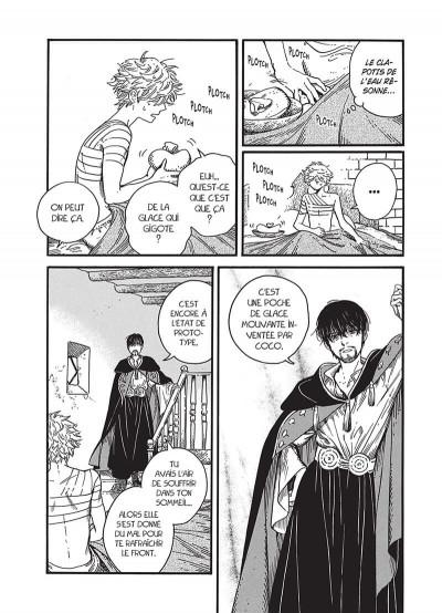 Page 8 L'atelier des sorciers tome 7