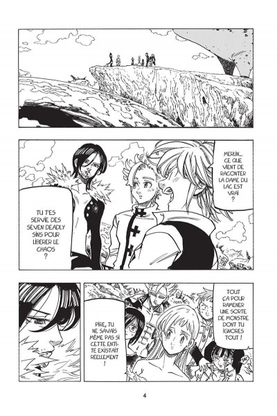 Page 4 Seven deadly sins tome 41