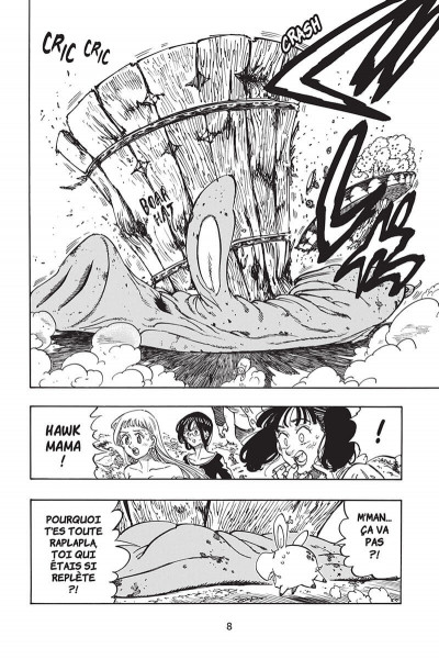 Page 8 Seven deadly sins tome 41