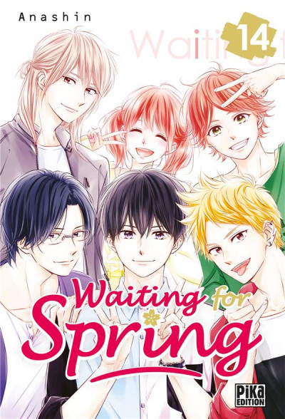 Couverture Waiting for spring tome 14