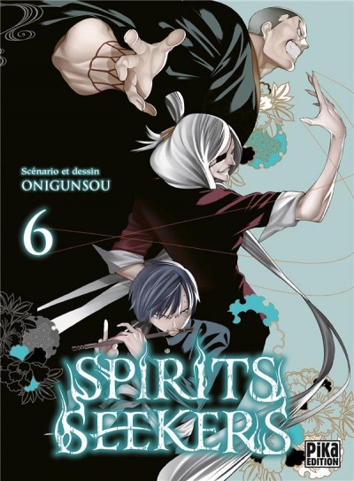 Couverture Spirit seekers tome 6